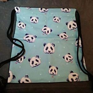 Other - NEW - Backpack - Drawstring shoulder bag - Pandas